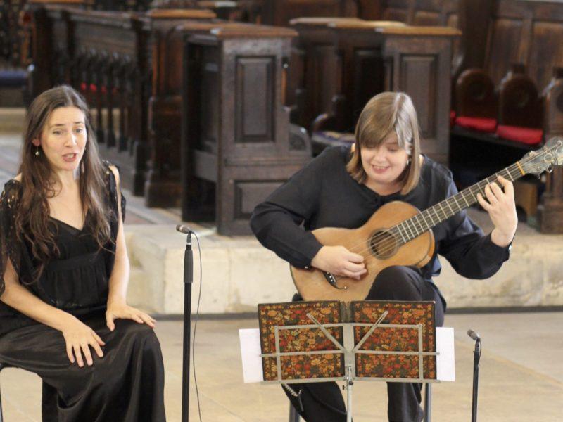 't Speeltuygh presenteert: Het Saraswati Duo!