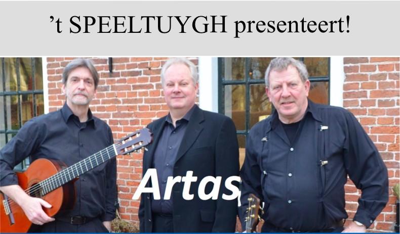 't Speeltuygh presenteert: ARTAS